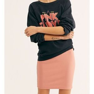 Free People Claudette Mini Skirt NWT